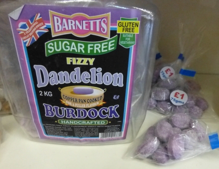 Dandelion and Burdock. Sure.